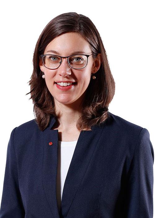 Kathrin Wagner, Teamleiterin der Mehrwertnetz eG